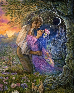 Love Between Dimensions