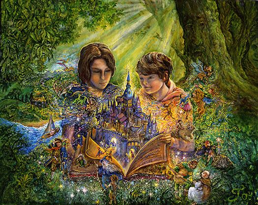 Magical Storybook