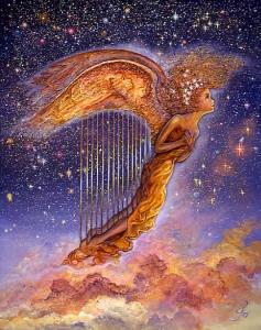 Harp Angel