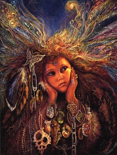 Magpie Fairy