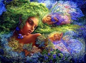 Moss Maiden