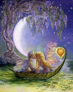 Wisteria Moon