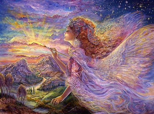 Aurora (painting the dawn)